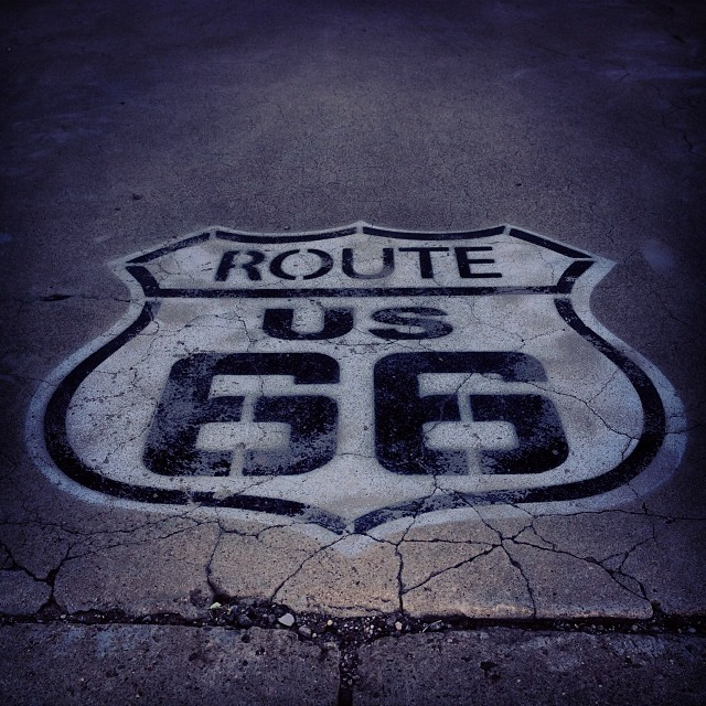 U.S.Route 66 – On assignment for New Mexico Magazine covering the Mother Road!